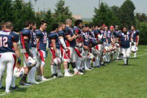 Aquile Ferrara Football Americano