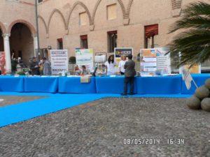 Exera all'Ascom Day presso Castello Estense di Ferrara