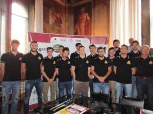 Presentazione del Team Niagara 4 Torri Volley Ferrara.