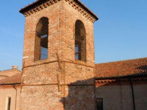 Vista Campanile Santa Maria in Vado Ferrara
