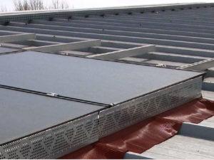 Rete antipiccione per sistema fotovoltaico