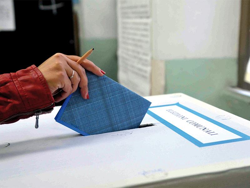 Disinfezione e sanificazione cabine elettorali