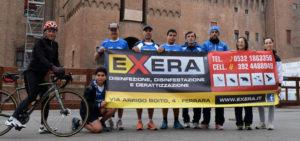 Exera è sponsor della polisportiva quadrilatero