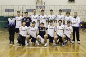 Under 17 Volley 4 torri Ferrara