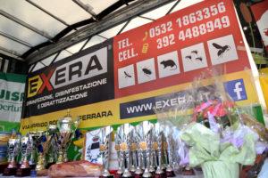 Polisportiva quadrilatero Exera Sponsor