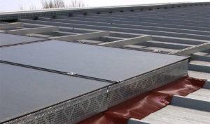 Rete antipiccione per pannello fotovoltaico solare