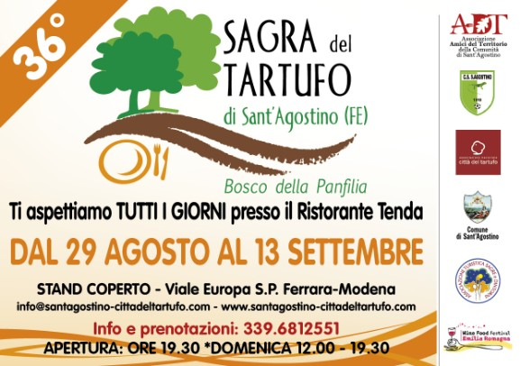 Sagra del tartufo di Sant'Agostino di Ferrara