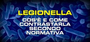 Legionella Normative e sicurezza