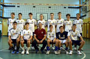 Under 17 4torri pallavolo Ferrara
