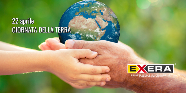 earth day exera ferrara